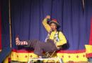 Dia das crianças de 'Circo Viva' no Teatro Popular