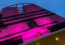Hospital Icaraí se veste de rosa para alertar sobre prevenção ao câncer de mama