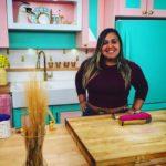Niteroiense é a coordenadora de arte do programa Rainha da Cocada no GNT