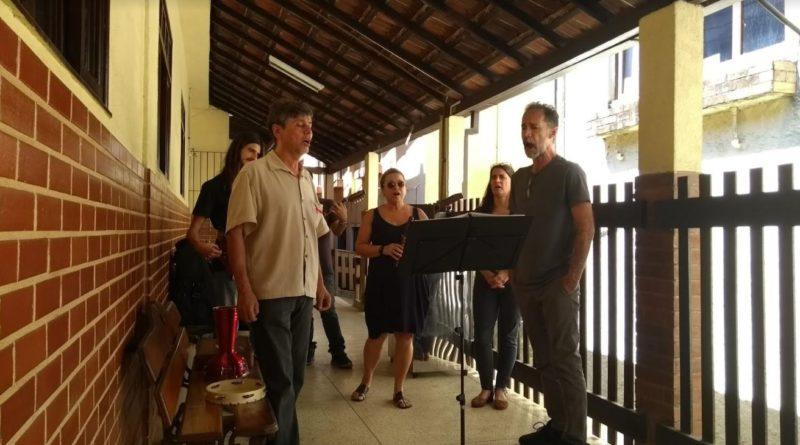 Coral da UFF se apresenta sexta-feira na Pestalozzi